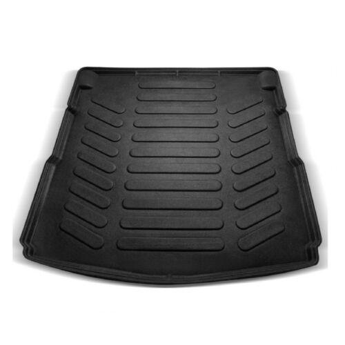 Gummi Kofferraumwanne 3D  für Audi A6 C7 4G ab 2011-2018 Kofferraummatte