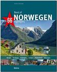 Best of NORWEGEN - 66 Highlights von Christian Nowak (2015, Gebundene Ausgabe)