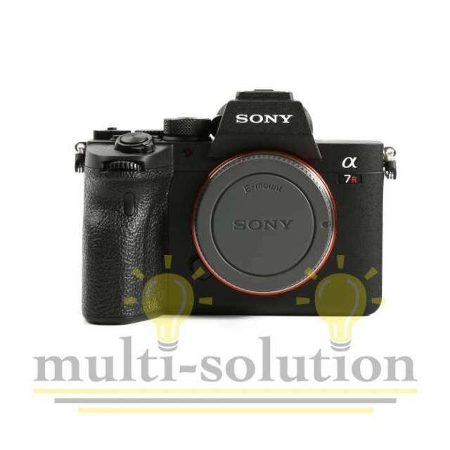 Véritable Sony Alpha a7R IV Mirrorless Digital Camera Body Only
