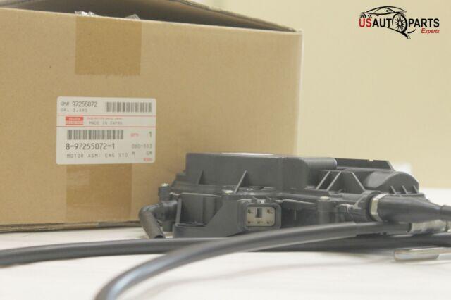 Engine Stop 4HE1 4.8L For ISUZU NPR NPR-HD NQR 1998-2004 Motor Asm