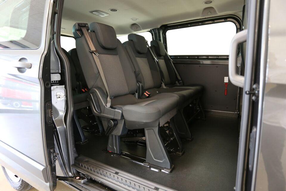 Ford Transit Custom Kombi 320L 2,0 TDCi 130 Trend d, Diesel,