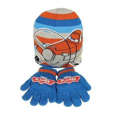 Disney Planes 2 piece Hat and Gloves Set