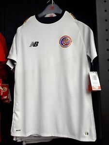 b6349950958 Image is loading Costa-Rica-World-Cup-2018-Away-Jersey-BNWT-