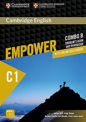 1 of 1 - Cambridge English Empower Advanced Combo B with Online Assessment, Lewis-Jones,