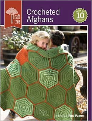 NEW - Craft Tree Crocheted Afghans