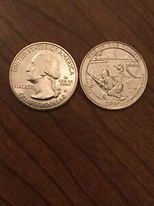 2019-W-West-Point-Quarter-War-In-The-Pacific-Guam-UNC-Handpicked-From-Roll