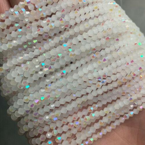 NEW 100pcs 2mm #5301 Austria Crystal beads for Jewelry marking necklace/&Bracele
