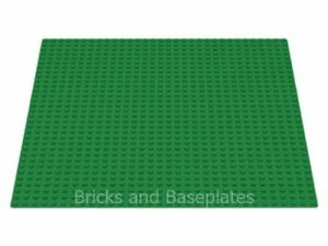 LEGO NEW 32 X 32 DOT RED BASEPLATE PLATFORM PLATE PIECE 10 X 10 INCHES