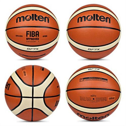 7 Size 7 Basketball UK Molten GG7X #7 Sports Game Ball Balls Basketballs No
