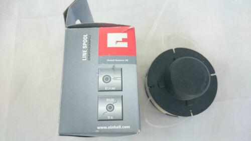 1x  Einhell Ersatzfadenspule   BG-ET 5529 1,4mm  10 m  Spule   Ersatzspule