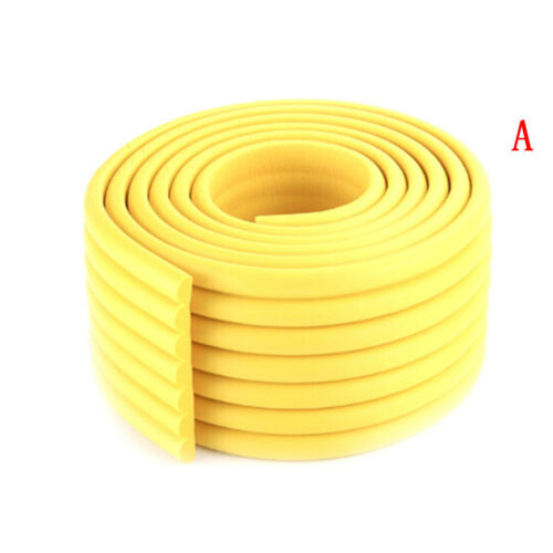 2M Infant Kid Desk Table Edge Guard Protector Foam Strip Safety Cushion BumperAB