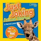 Just Joking Animal Riddles Hilarious Riddles Jokes and More All About Animals Library Binding – 10 Mar 2015