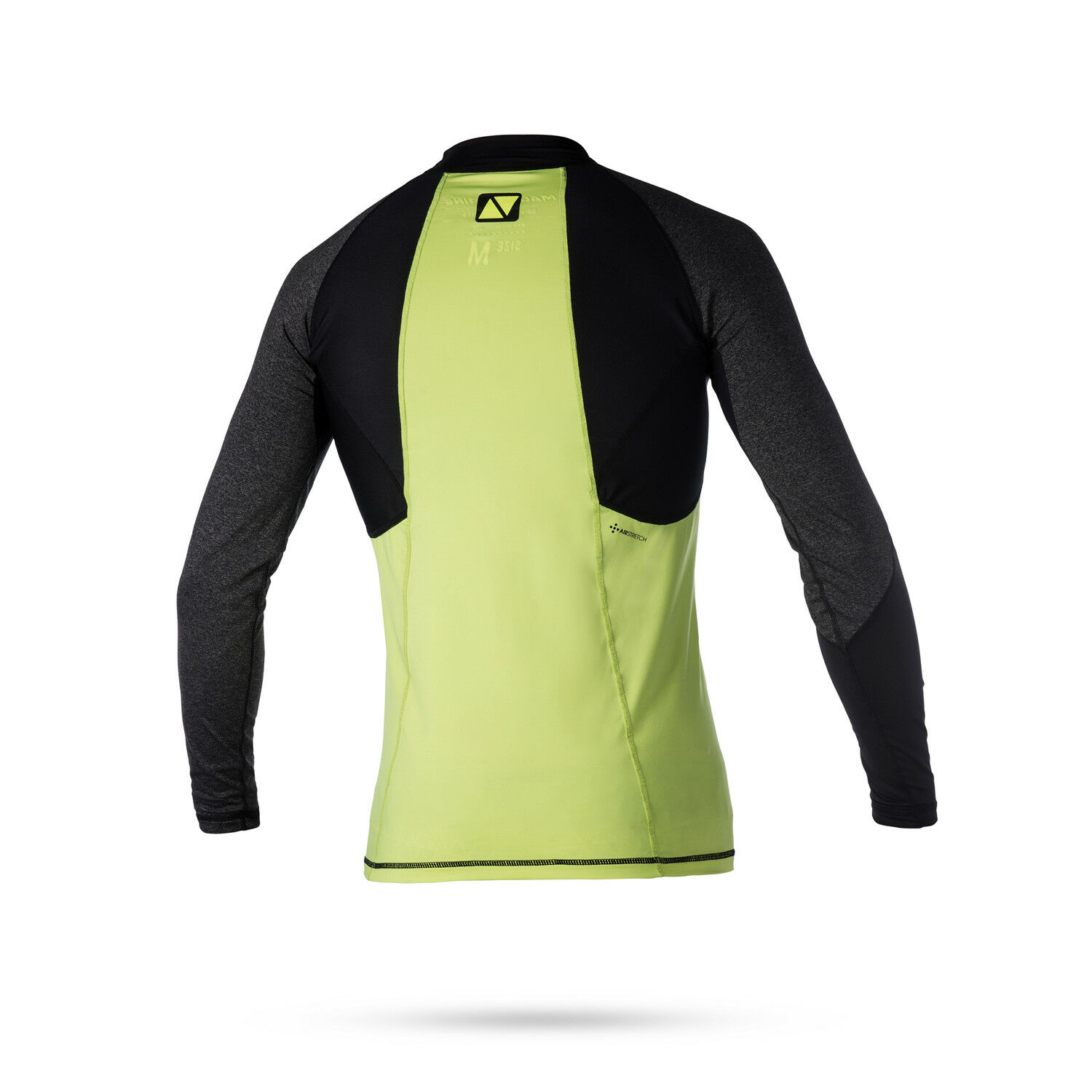 Magic Magic Magic Marine Energie Langarm Rashvest 2017 - Flash-Gelb 8b47ed