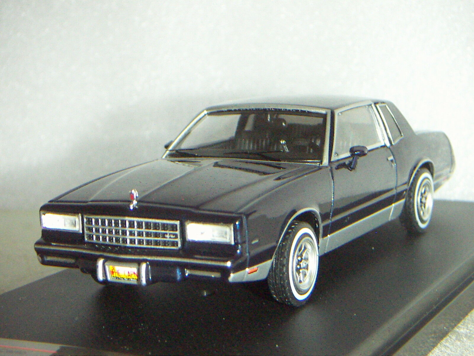 CHEVROLET MONTECARLO 1981 - PREMIUM X au 1 43ème