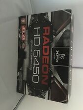 Low Profile XFX Radeon HD5450 1GB DDR3 PCI Express Graphics Card (2.8GB Hyper)
