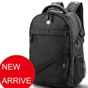 69a3b9e8a9 15.6 17inch Swiss Gear Computer Backpack Business Travel Laptops Bag ...