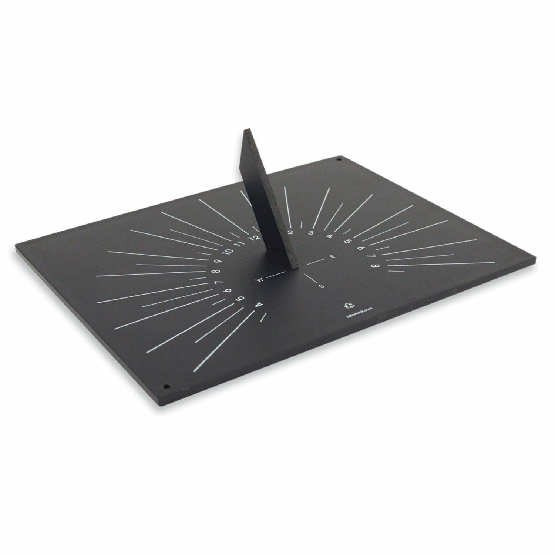 Ashortwalk sundial horizontal mounting