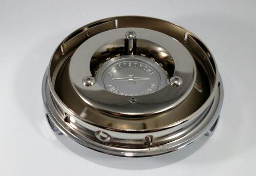 Set 4 1962-1963 FORD Thunderbird Blue Logo Wire Wheel Spinner Center Cap OEM