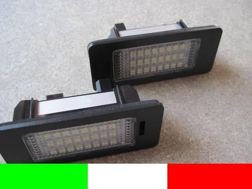 2 Leuchten LED Canbus BMW Serie 3 E90 E91 E92 E93 M3 5
