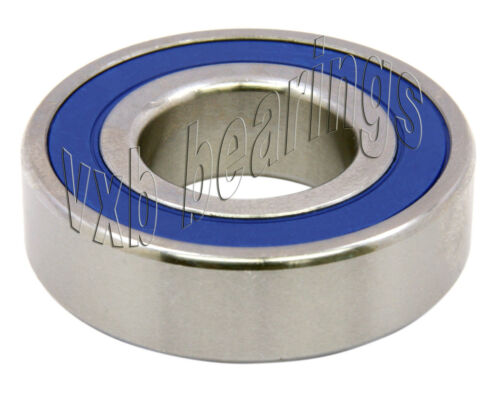 SMR6302-2RS 15mm Outside 42mm Width 13mm Stainless Steel Ball Bearing Bore Dia