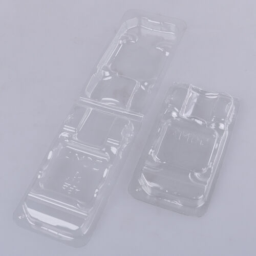 10Pcs CPU clamshell tray box case holder protection for AMD754 939 AM2 AM3 FRKUS