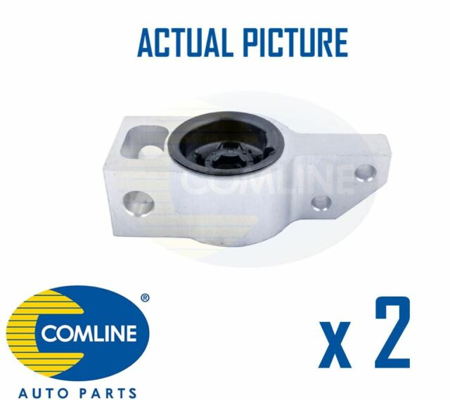 2 x FRONT LOWER REAR CONTROL ARM BUSH PAIR COMLINE OE REPLACEMENT CRB3028