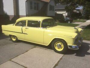 1955 Chevrolet Bel Air / 150 / 210