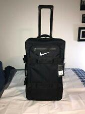 baratas para la venta diseño superior llega Nike Fiftyone49 Cabin Roller Travel Bag Suitcase Pbz277-001 Black ...