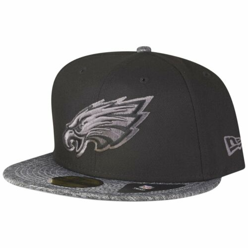 New Era 59Fifty Fitted Cap GREY II Philadelphia Eagles