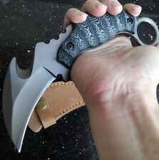 Karambit Knife Outdoor Survival Camping Hunting Knives Tactical Cs go EDC Pocket