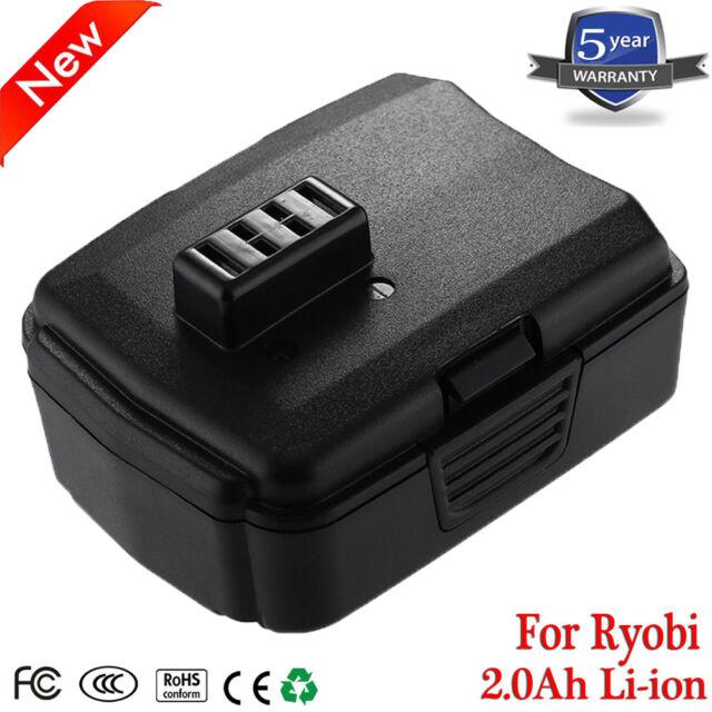 For Ryobi CB121L 12Volt Lithium Battery 130503001 Replace CB120L HJP001 BPL-1220