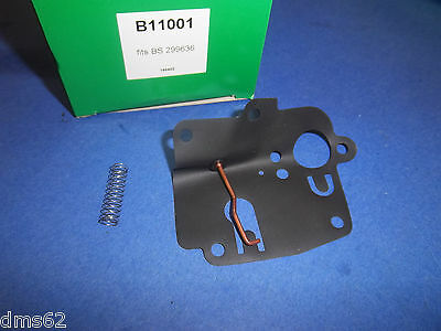 NEW ROTARY DIAPHRAGM ASSY FITS 3.5 HP BRIGGS ENGINES 391681 1428 RT
