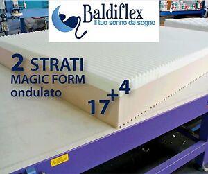 Materasso-Singolo-80x190-cm-Memory-Magic-Form-Bordato-2-Strati-17-4cm