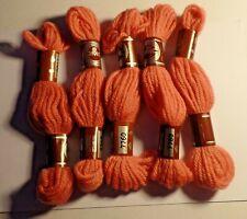 Echevette 8 m laine tapisserie DMC pour canevas divers coloris dont Colbert
