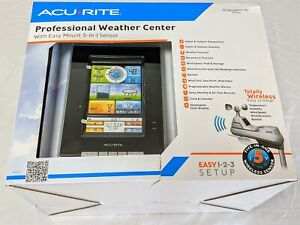 AcuRite-Professional-Weather-Center-5-in-1-Sensor-Wireless-00502-Brand-New