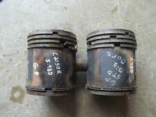 John Deere Gp Tractor Jd Engine Motor Pistons Rings Stand Big Bore C2150r 5980