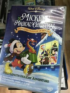 Mickeys Magical Christmas Snowed In At The House Of Mouse.Details About Mickey S Magical Christmas Snowed In At The House Of Mouse Dvd
