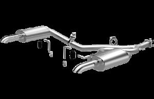 Magnaflow Exhaust Muffler Kit-Street Series for Chevrolet 80-82 Corvette # 16889