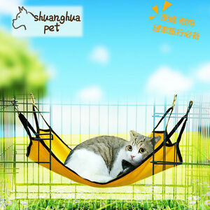 25inch Cat Kitten Hanging Pet Bed Hammock Soft Small Dog Puppy Cradle Animal QJ