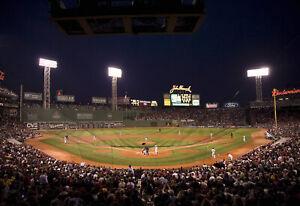 Boston-Red-Sox-Fenway-Park-MLB-Baseball-Photos-Ted-Williams-48x36-8x10-CHOICES