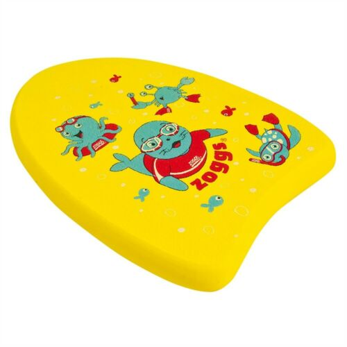 Float Swim Kids Yellow Learning Zoggs Zoggy Mini Kickboard
