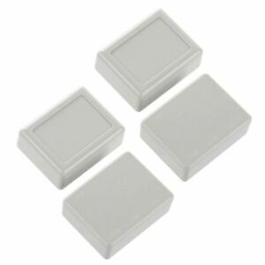 4-Pcs-46-X-36-X-18Mm-Waterproof-Plastic-Housing-Diy-Junction-Box-Gray-White-F4D7