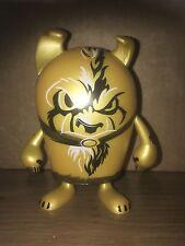 Disney Vinylmation Popcorn - 2014 Imagination Gala, GOLD Beast Variant Ltd 100