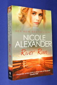 RIVER-RUN-Nicole-Alexander-BOOK-Australian-Rural-Romance