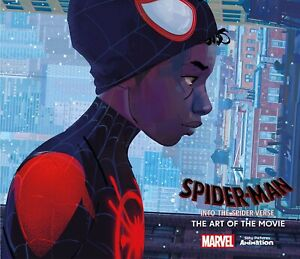 Spider-Man-Into-the-Spider-Verse-The-Art-of-the-Movie-BRAND-NEW-IN-HAND