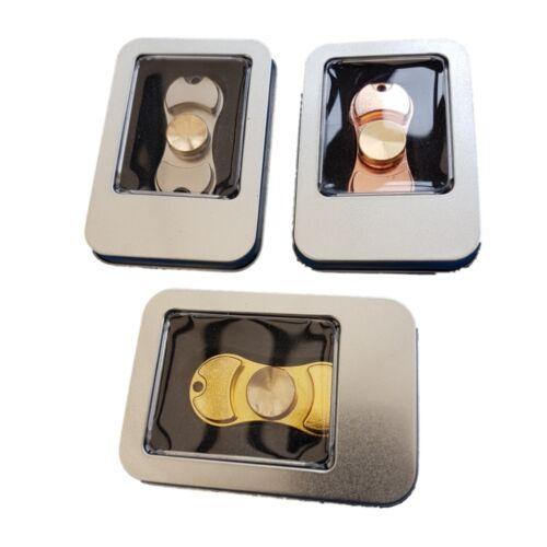 New Metal Bangers Spinner aluminium Coffret Cadeau Idéal Cadeau Qualité Roulements