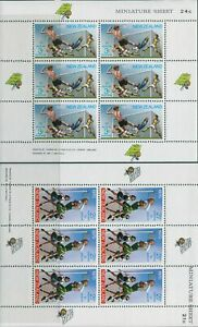 New-Zealand-1970-SG942-Health-Soccer-and-Netball-set-of-2-MS-MNH