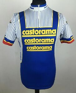 Castorama Team Retro Cycling Jersey