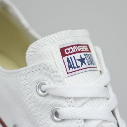 Blanc 7 Uk Star Nouveau 9 Baskets Ox All 4 11 Tailles 6 Optiques Converse Optiques 10 5 8 0Fx7qX5w