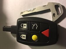OEM 05-11 VOLVO V50 S40 5 BUTTON SMART KEY LESS ENTRY REMOTE FCC ID:LTQV0315TX